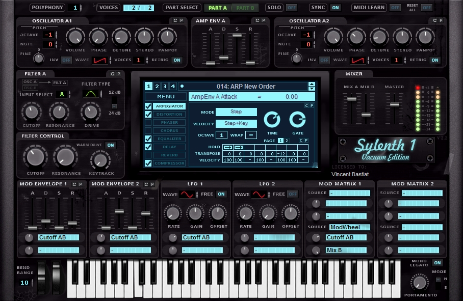Vst Plugin Sylenth1 Dark Green